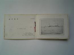 Document : CARTE DE VOEUX 1928 / CROISEUR MICHELET / MARINE EXTREME ORIENT - Barche