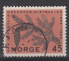 NOORWEGEN - Michel - 1962 - Nr 469 - Gest/Obl/Us - Norvège