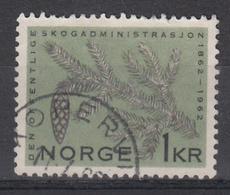 NOORWEGEN - Michel - 1962 - Nr 470 - Gest/Obl/Us - Norvège