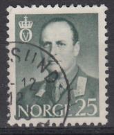 NOORWEGEN - Michel - 1962 - Nr 471 - Gest/Obl/Us - Norvège