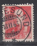 NOORWEGEN - Michel - 1962 - Nr 474 - Gest/Obl/Us - Norvège