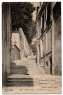 CPA 45 - GIEN (Loiret) - 3820. La Rue Des Degrés - Bonini - Gien