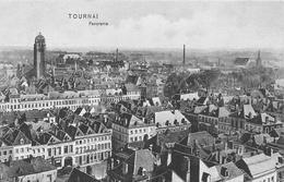 Tournai - Panorama Avec Ets Au Fagot Vert - Tournai