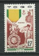 TOGO 1952 . N° 255 . Neufs * (MH) - Unused Stamps