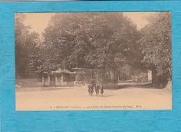 Buglose. - Le Chêne De Saint-Vincent-de-Paul. - Autres Communes