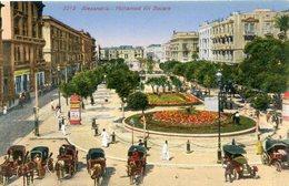 EGYPTE Alexandrie - Alexandrie