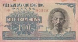 Billet 100 Dong Vietnam 1951 - Vietnam
