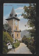 AK 0416  Bruck An Der Mur - Schlossbergturm / Verlag Frank Um 1920 - Bruck An Der Mur