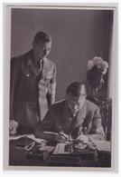 """DT- Reich (002041) Propaganda Sammelbild Deutschland Erwacht"""""""" Bild 47, Der Führer Und Sein Stabschef - Briefe U. Dokumente"""