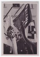 """DT- Reich (002049) Propaganda Sammelbild """"""""Deutschland Erwacht"""""""" Bild 139, Die ältesten Fahnen Der Bewegung 1923 - Briefe U. Dokumente"""