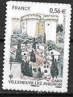 France 2010 Timbre Adhésif Neuf** N°416 Villeneuve Les Avignon Cote 4,00 Euros - France