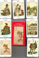 Tarot L'oracle De La Sibylle Cartomancie Voyance Jeu De 52 Cartes A Jouer- Playing Card - Tarot