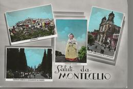Saluti Da Montecelio - H6150 - Guidonia Montecelio