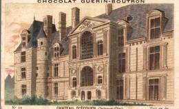CHOCOLAT GUERIN BOUTRON  Chateau D Ecouen - Guerin Boutron