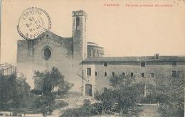 FIGUERAS - FACHADA PRINCIPAL DEL INSTITUTO - Gerona