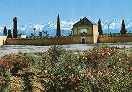 Marrakech - Les Jardins De L'Aguedal - Marrakech