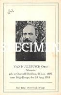 Van Hullebusch Oktaaf Scheutist - Oostveld - Oedelem - Beernem