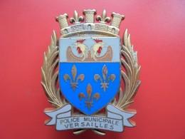 Police Municipale De Versailles - Police & Gendarmerie