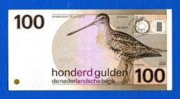 Pays Bas  100 Gulden  1977  Sup - [2] 1815-… : Regno Dei Paesi Bassi