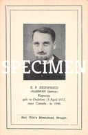 E.P. Reinfried - Raeman Gaston - Kapucijn - Oedelem - Beernem