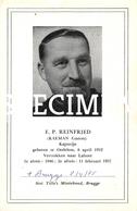 E.P. Reinfried - Raeman Gaston - Lahore - Oedelem - Beernem