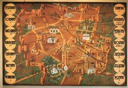 Marrakech - Plan De La Medina (Musée Dar Si Said) - Marrakech