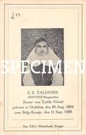 E.Z. Faldonie - Stevens Margaretha - Oedelem - Beernem