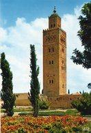 Marrakech - La Koutoubia - Marrakech