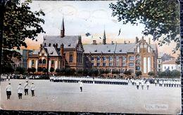 RIGA PARADE MILITAIRE  VOYAGEE EN 1906 - Lettland