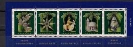 2004 Schweiz Mi. Bl. 37 **MNH Weihnachten - Blocchi & Foglietti