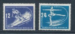 DDR 246/47 ** Mi. 16,- - [6] Repubblica Democratica