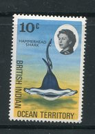 OCEAN INDIEN- Y&T N°17- Neuf Sans Charnière ** (requins) - Territoire Britannique De L'Océan Indien