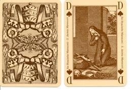 Carte à Jouer  Ste  Hyacinthe  Marescotti   Religion Playing Card - Speelkaarten