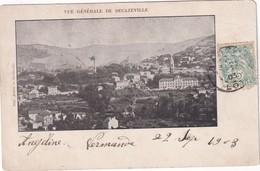 FRANCE 1903  CARTE POSTALE DE DECAZEVILLE - Decazeville