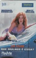 BRAZIL - Que Mulher É Essa? , Liv Tyler, Michael Douglas, Matt Dillon, Used - Cinéma