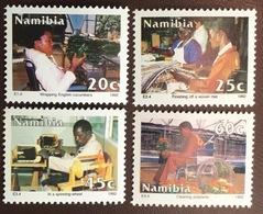 Namibia 1992 Integration Of Disabled MNH - Namibia (1990- ...)