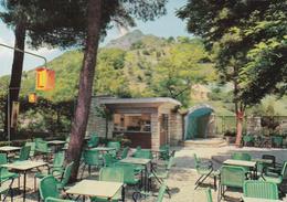 ACQUASANTA TERME - ASCOLI PICENO - DANCING GIARDINO - INSEGNA PUBBLICITARIA BIRRA PERONI A TAPPO - PEPSI COLA - 1968 - Ascoli Piceno