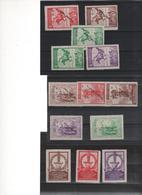 CLN Comitato Mandamentale Di Resistenza Interna 13 Val. MNH - 5. 1944-46 Lieutenance & Umberto II
