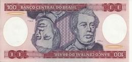 BRESIL 100 CRUZEIROS ND1981-84 UNC P 198 B - Brazil