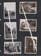 GRIMBERGEN-OORLOG-BEVRIJDING-BEVRIJDINGSOPTOCHT-TANKS-DUITSERS-14 ORIGINELE FOTOS+-6-9 CM-UIT PRIVECOLLECTIE-2 SCANS-TOP - Grimbergen