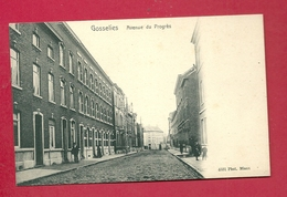 C.P. Gosselies =  Avenue  Du  PROGRES - Charleroi
