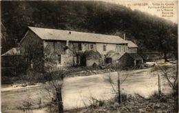 CPA Avallon - Valle Du Cousin - Fabrique D'Amiante De La Voevre FRANCE (960614) - Avallon
