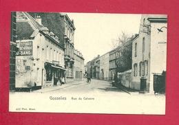 C.P. Gosselies =  Rue  Du CALVAIRE - Charleroi