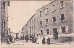43. DUNIERES. La Grande Rue - Altri Comuni