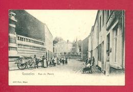 C.P. Gosselies =  Rue  Du   MARAIS - Charleroi