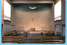 Religion-Christianisme-+/-1970-Monastère-Prieuré Saint-Remacle,Wavreumont-(Stavelot-Malmedy)-Intérieur De L'Eglise - Eglises Et Couvents