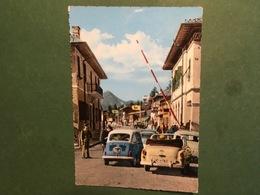 Cartolina Val Pusteria - Passo Drava - Confine Di Stato - 1970 Ca. - Bolzano (Bozen)