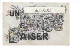 Un Gros Baiser De Bosost. (Bossost) - Vari