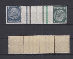 Deutsches Reich Zd KZ36 ** Postfrisch Zusammendrucke #U618 - Zusammendrucke
