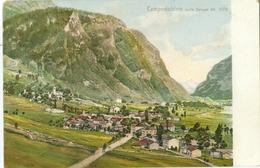 Campodolcino; Sullo Spluga (Panorama) - Non Viaggiata. (Editore?) - Sondrio